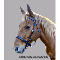 LightRider Stockhorse Bitless Bridle
