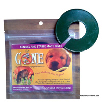 GONE Kennel & Stable Mate Discs