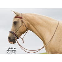 LightRider Bitless Bridle - Rope Performer